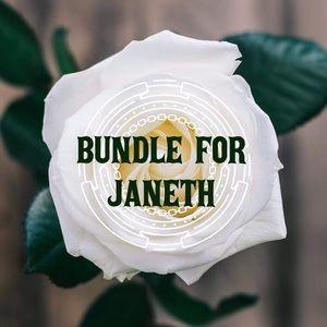 Bundle For Janeth